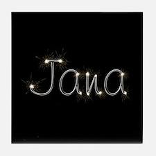 Jana Spark Tile Coaster