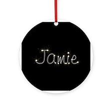 Jamie Spark Ornament (Round)