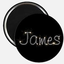James Spark Magnet