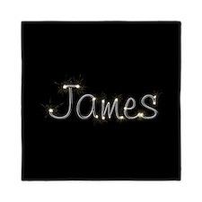 James Spark Queen Duvet