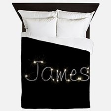 James Spark Queen Duvet