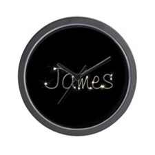 James Spark Wall Clock