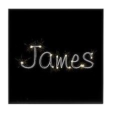 James Spark Tile Coaster
