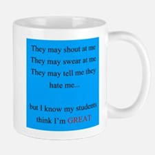 Im Great BLUE Mug