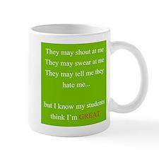 Im Great GREEN Mug