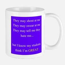 Im Great PURPLE Mug