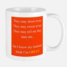 Im Great RED Mug