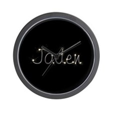 Jaden Spark Wall Clock