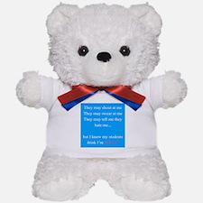 Im Great BLUE 2 Teddy Bear
