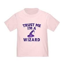 Trust Me I'm a Wizard T
