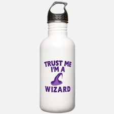 Trust Me I'm a Wizard Water Bottle