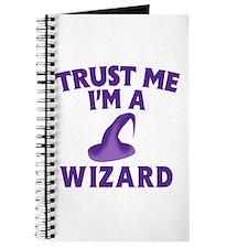 Trust Me I'm a Wizard Journal