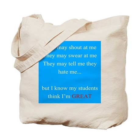 Im Great BLUE 2 Tote Bag
