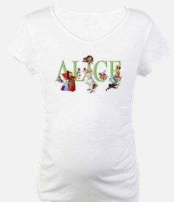 Alice and Her Friends in Wonderl Shirt