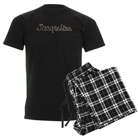 Jacqueline Spark Men's Dark Pajamas