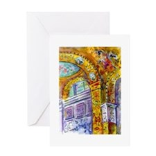 Palermo Sicily Greeting Card