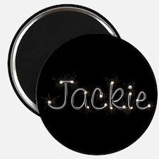 Jackie Spark Magnet