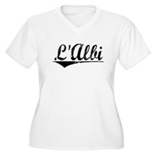 LAlbi, Aged, T-Shirt