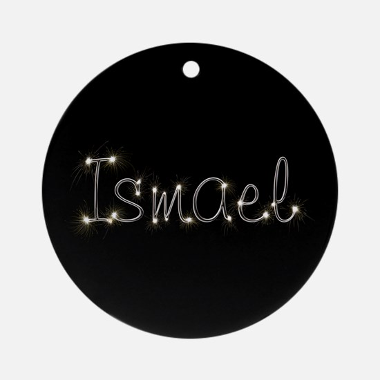 Ismael Spark Ornament (Round)