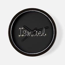 Ismael Spark Wall Clock