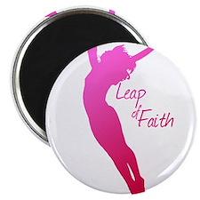 Leap of Faith Magnet