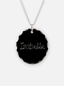 Isabelle Spark Necklace