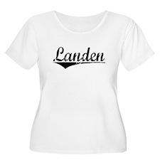 Landen, Aged, T-Shirt