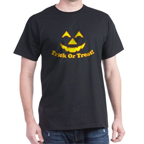 Halloween Trick Or Treat Jack Black T-Shirt