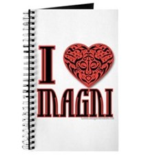I Love Magni Journal