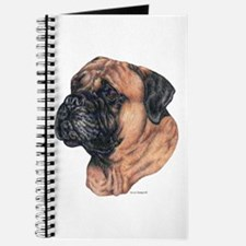 Bullmastiff Portrait Journal