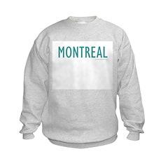 Montreal - Sweatshirt