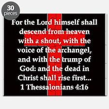 1 Thessalonians 4:16 Puzzle