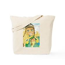 Breezy Brooklyn Loves Winter Tote Bag