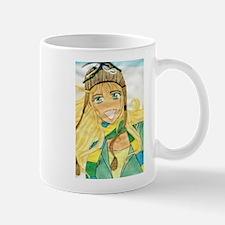 Breezy Brooklyn Loves Winter Mug