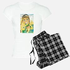 Breezy Brooklyn Loves Winter pajamas