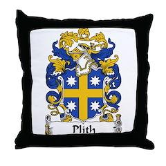 plith Throw Pillow