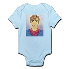 Michael Yoons School Photograph Infant Bodysuit