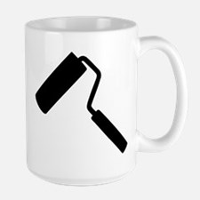 Paint roller Mug