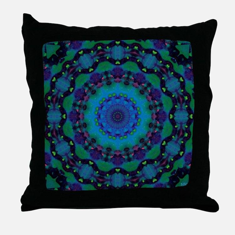 Deep Dark Green Pillows, Deep Dark Green Throw Pillows & Decorative Couch Pillows