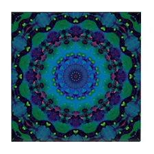 Mellow Art Mandala Tile Coaster