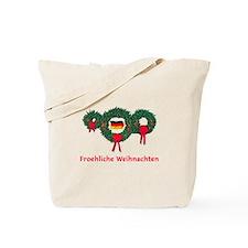 Germany Christmas 2 Tote Bag