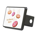 Raining Donuts Rectangular Hitch Cover