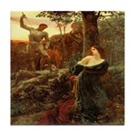 Chivalry Tile Coaster