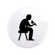 """Tattoo artist 3.5"""" Button (100 pack)"""