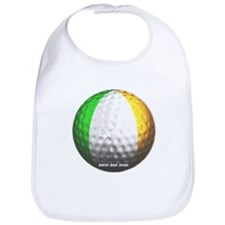 Ireland Golf Bib