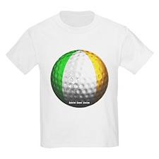 Ireland Golf Kids T-Shirt