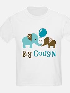 Big Cousin - Elephant T-Shirt