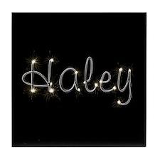 Haley Spark Tile Coaster