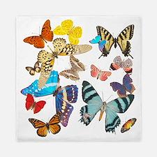 Beautiful Butterflies Queen Duvet