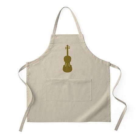 Violin fiddle Apron
